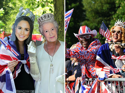 Meghan and Harry's Royal Wedding Brings Out the Freaks