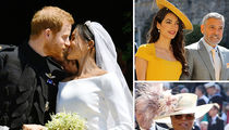 Prince Harry and Meghan Markle Marry at Lavish Wedding Ceremony