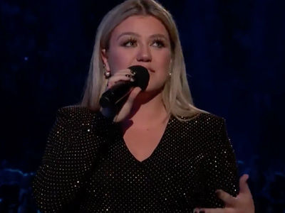 Emotional Kelly Clarkson Says 'Moments of Silence' Aren't Working at Billboard Awards After Texas…