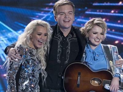 American Idol' Recap: Final Three Perform for Last Time After Heartwarming Hometown Visits