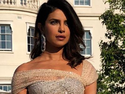 WOW, Wait'll You See What Priyanka & Serena Williams Wore to Royal Wedding Reception