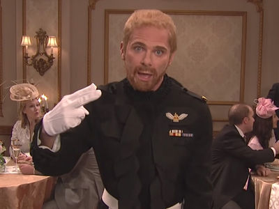 SNL Spoofs Royal Wedding Reception with Prince Harry
