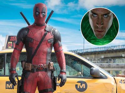 Ryan Reynolds' HILARIOUS Response to WB Shade Over 'Green Lantern' Jokes in 'Deadpool 2'