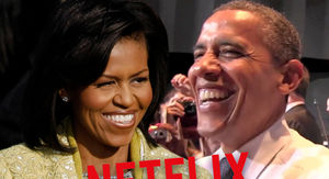 Barack And Michelle Obama Lock Multi-Year Deal with Netflix