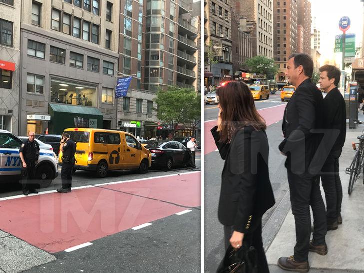 Jason bateman and will arnett involved in new york city for Tmz tour new york city