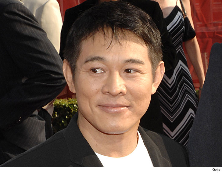 Jet Li's looking much older these days and it'll shock you.