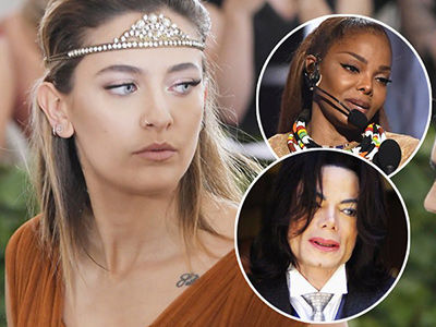 Paris Jackson CLAPS BACK at Haters After Skipping Janet Jackson's BBMA Performance