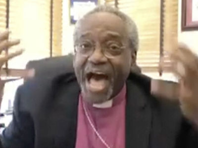 Royal Wedding's Bishop Curry Says 'Love is the Way' Theory Really Works
