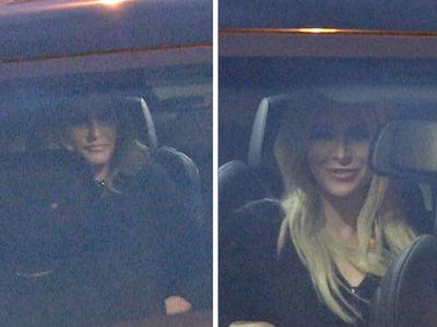 Caitlyn Jenner & Rumored GF Grab Dinner, Mum on Relationship