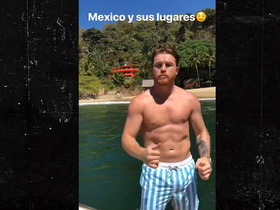 Canelo Alvarez Back In Mexico, Beware Of The Beef!!