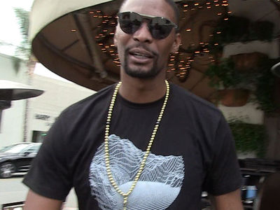 Chris Bosh Supports D-Wade's Movie Career, 'He's Buff & Handsome!'