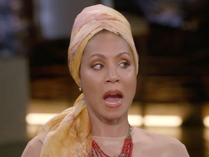 Jada Pinkett Smith Reveals She's Losing Her Hair