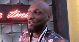 Lamar Odom's NBA Dream Team: Jordan, Magic, LeBron, Kareem And Who?!