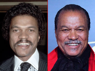 Billy Dee Williams -- Good Genes or Good Docs?