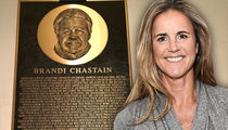 Brandi Chastain Gets Impressively Terrible Hall of Fame Plaque