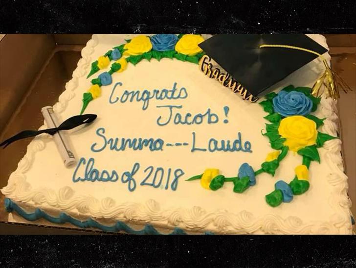 Publix Refuses To Put Cum On Sons Graduation Cake Mom Pissed