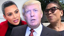 Kim Kardashian to Meet with Donald Trump To Pardon Alice Marie Johnson