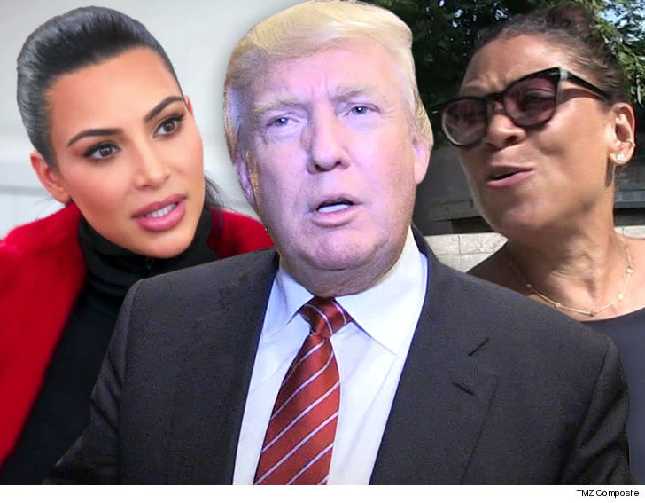 Image result for kim kardashian trump