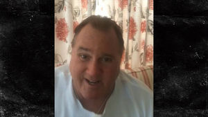 Brutus 'The Barber' Beefcake Says His Knee's Destroyed, Needs Help