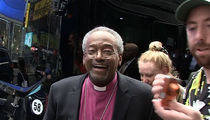 Bishop Curry Gets the Rockstar Treatment in NYC After Royal Wedding