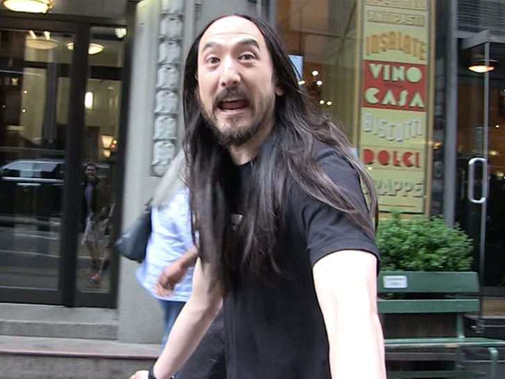 Steve Aoki Kendrick Was Right N-Word Is Off-Limits to White Fans
