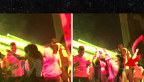 Vanilla Ice Fan Tumbles Off Stage During Concert Trying to Snap Photo