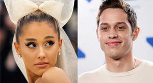 Ariana Grande is reportedly casually dating 'SNL' star Pete Davidson
