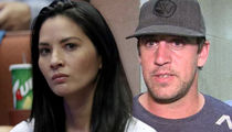Olivia Munn On Aaron Rodgers' Family Drama, 'Neither Side Is Clean'