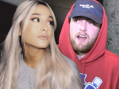 Ariana Grande Rips Internet Troll, Don't Blame Me for Mac Miller's DUI