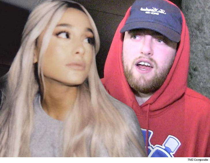 Ariana Grande Is Lashing Out At Anyone Who Thinks Mac Millers Car Wreck And DUI Somehow Her Fault Because As She Puts It Shes NOT His Mother Or