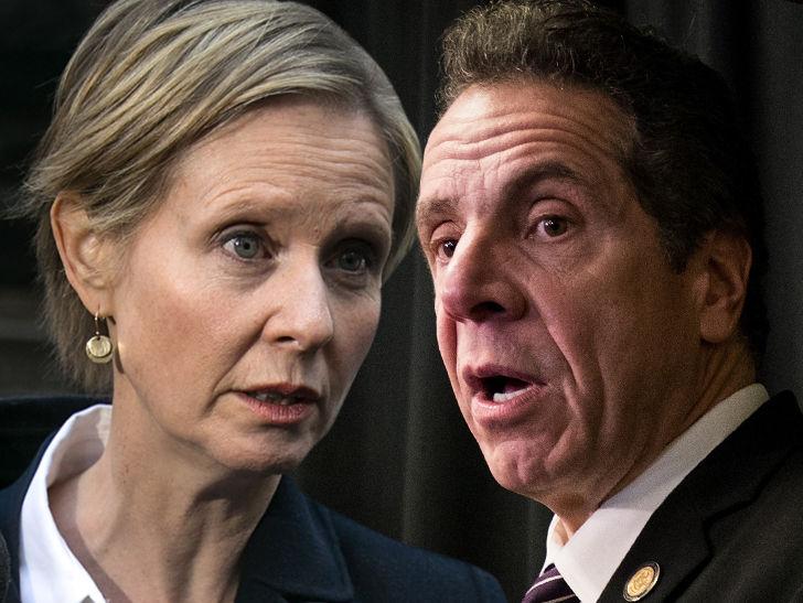 Cynthia Nixon Loses Democratic Nomination for NY Governor