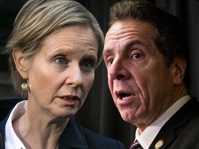 Cynthia Nixon Loses Democratic Endorsement for NY Governor