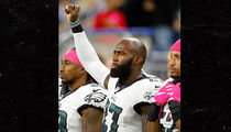 Malcolm Jenkins Rips NFL's Anthem Policy, 'Won't Let It Silence Me'