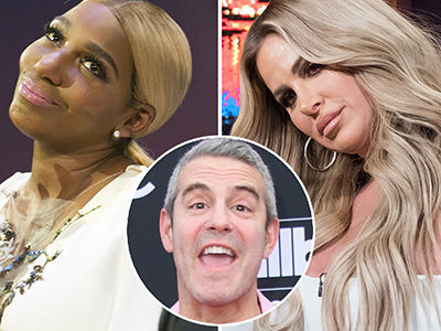 Andy Cohen Sparks NEWEST Feud Between NeNe Leakes and Kim Zolciak