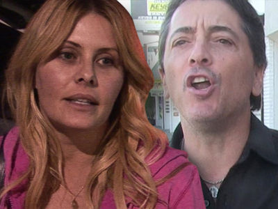 Nicole Eggert Ordered to Stop Harassing Scott Baio Fan