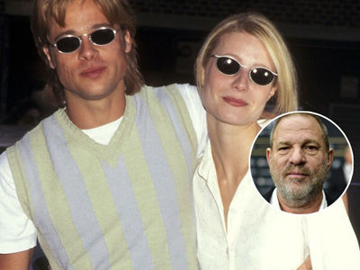 Gwyneth Paltrow Reveals What Brad Pitt Said to Harvey Weinstein Over Sexual Harassment
