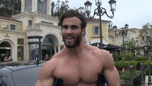 Calum Von Moger On Playing Arnold Schwarzenegger On the Big Screen