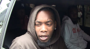 Offset Confirms He Crashed After Swerving to Avoid Crackhead