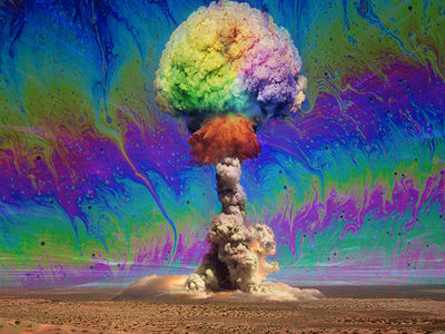 Air Force Airmen in Charge of Nuclear Weapons were Tripping on LSD