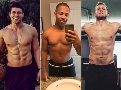 Shirtless Shots of 'The Bachelorette' Cast ... Meet the Men!