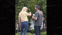 Moving Day for Ben Affleck and Lindsay Shookus at New $19 Million Home