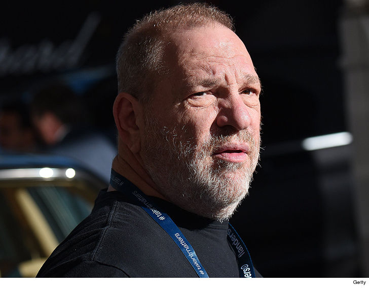 Harvey Weinstein Caught on Camera Groping Shocked Accuser
