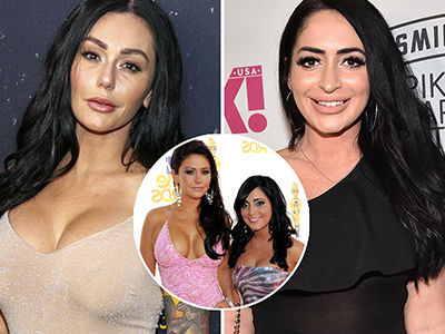JWoww 'DUMBFOUNDED' By Angelina's 'Jersey Shore' Return: 'I Went OFF!' (Exclusive)