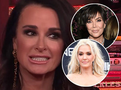 Kyle Richards on Erika Jayne's 'Uncalled For' Reunion Moment and INSANE Night With Kris Jenner