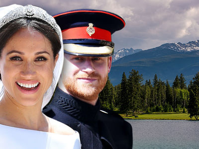 Meghan Markle and Prince Harry's Honeymoon in Canada Will Be 'Royal Retreat'