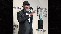 Morgan Freeman Could Lose Life Achievement Award, SAG Reviewing Matter