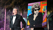 Pierce Brosnan's Bob Dylan Painting Sold to Kimye's House Buyer