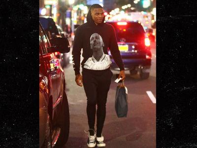 Russell Westbrook Rocks Fashion Tribute to Michael Jordan
