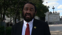 Congressman Al Green Warns President Trump About Racial Slurs