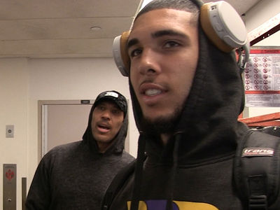 LiAngelo Ball Says NBA Teams Have Expressed Interest In Him